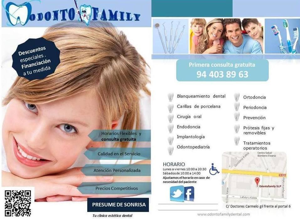 ofertas en tratamientos dentales bilbao