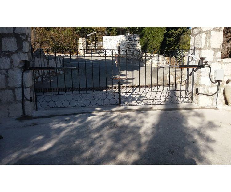 Puertas de acceso automáticas