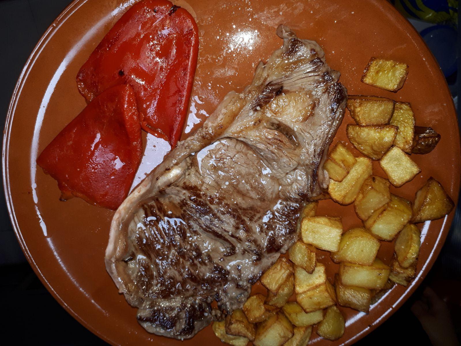 Exquisitas carnes en Ávila
