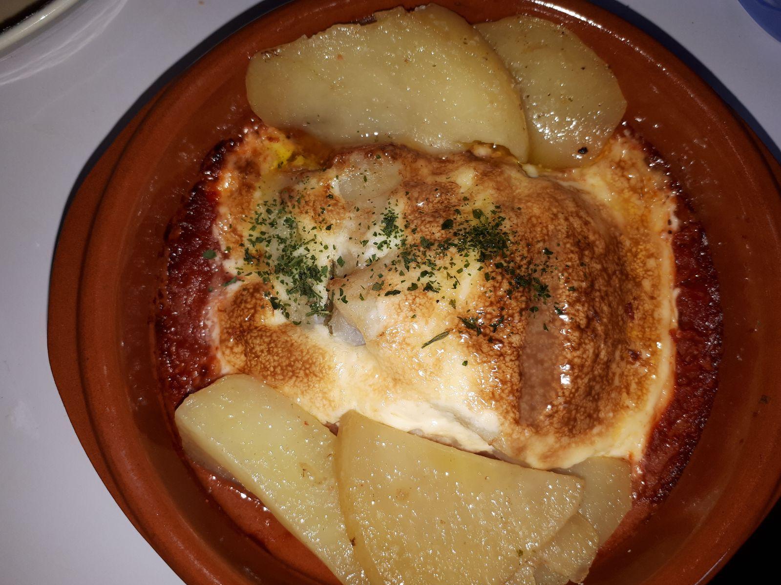 Cocina tradicional en Ávila