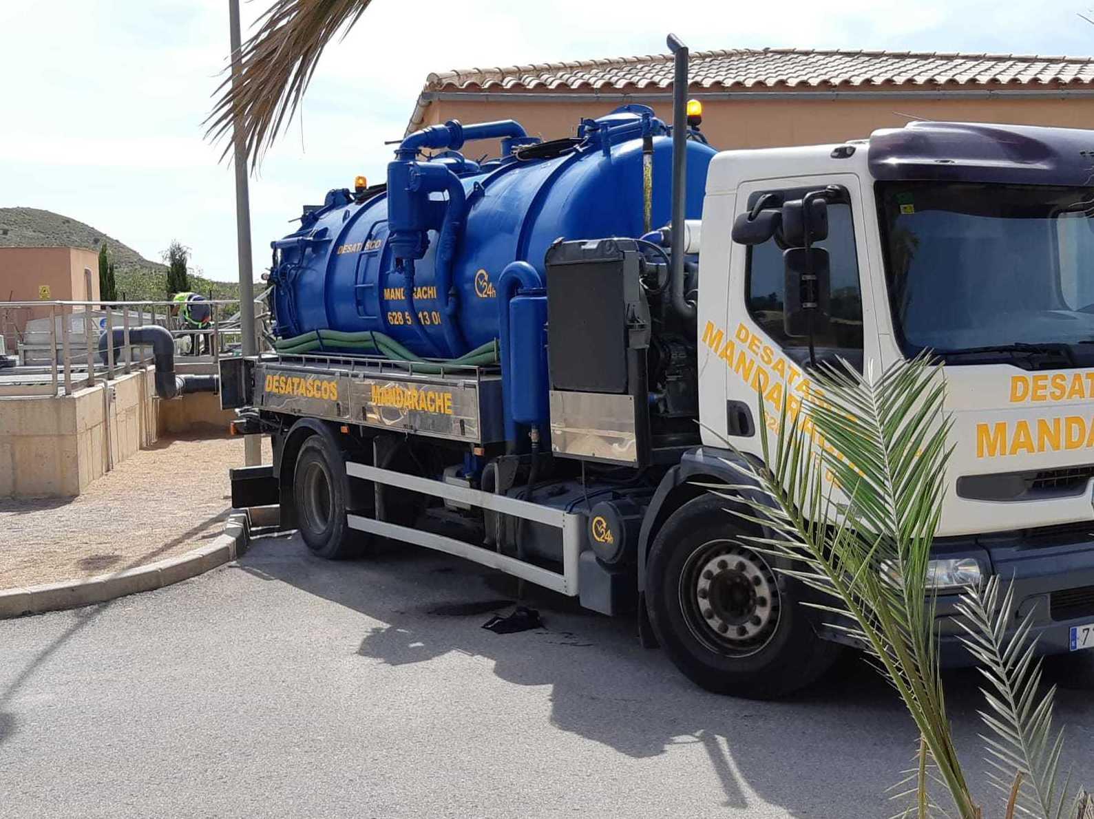 Foto 37 de Desatascos en Cartagena | Desatascos Mandarache, S.L.