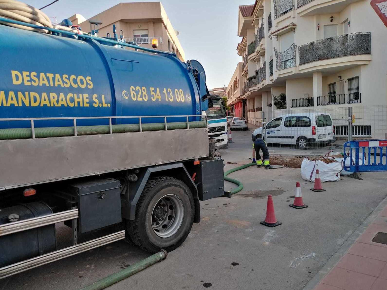 Foto 14 de Desatascos en Cartagena | Desatascos Mandarache, S.L.