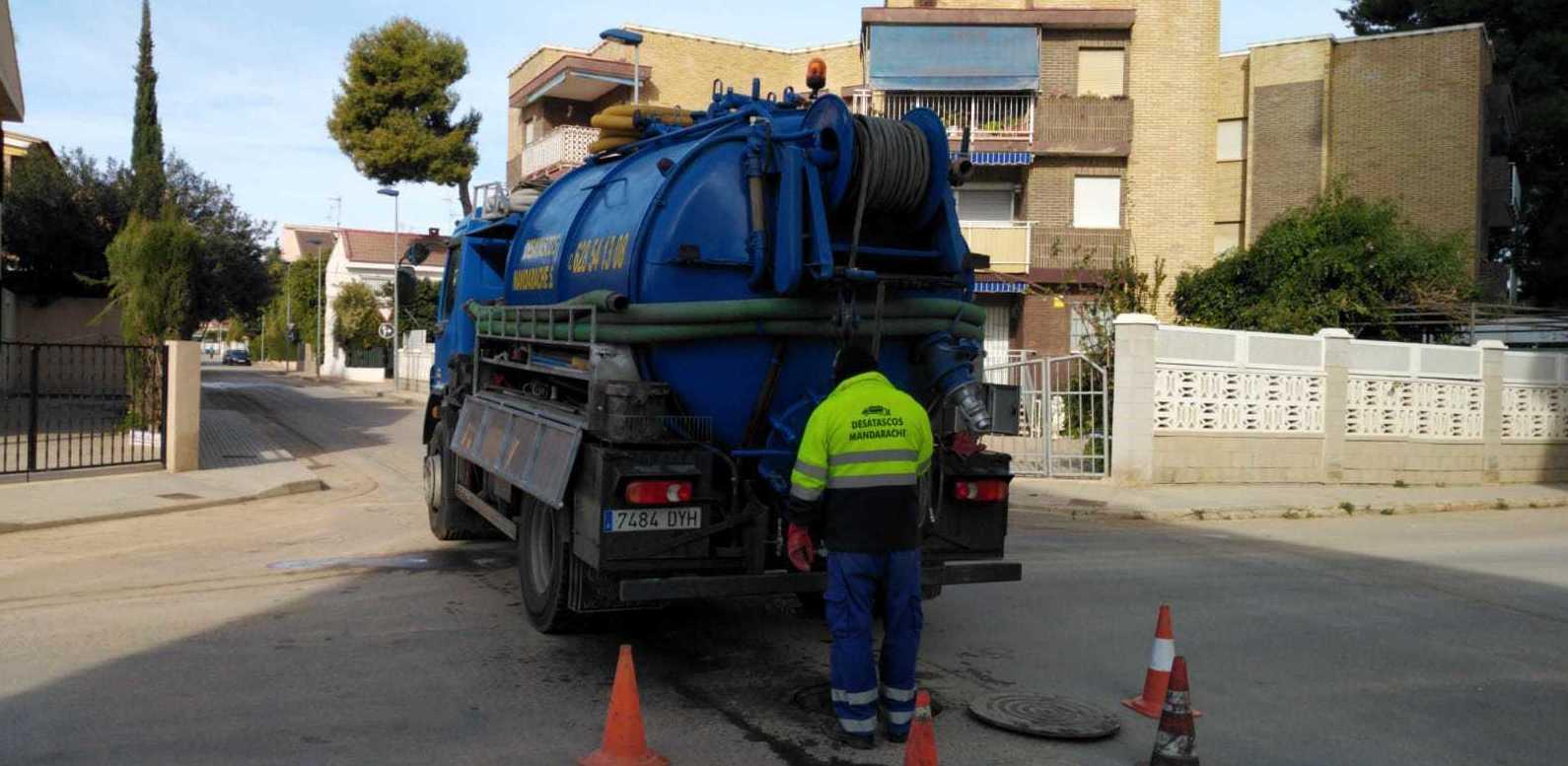 Foto 52 de Desatascos en Cartagena | Desatascos Mandarache, S.L.