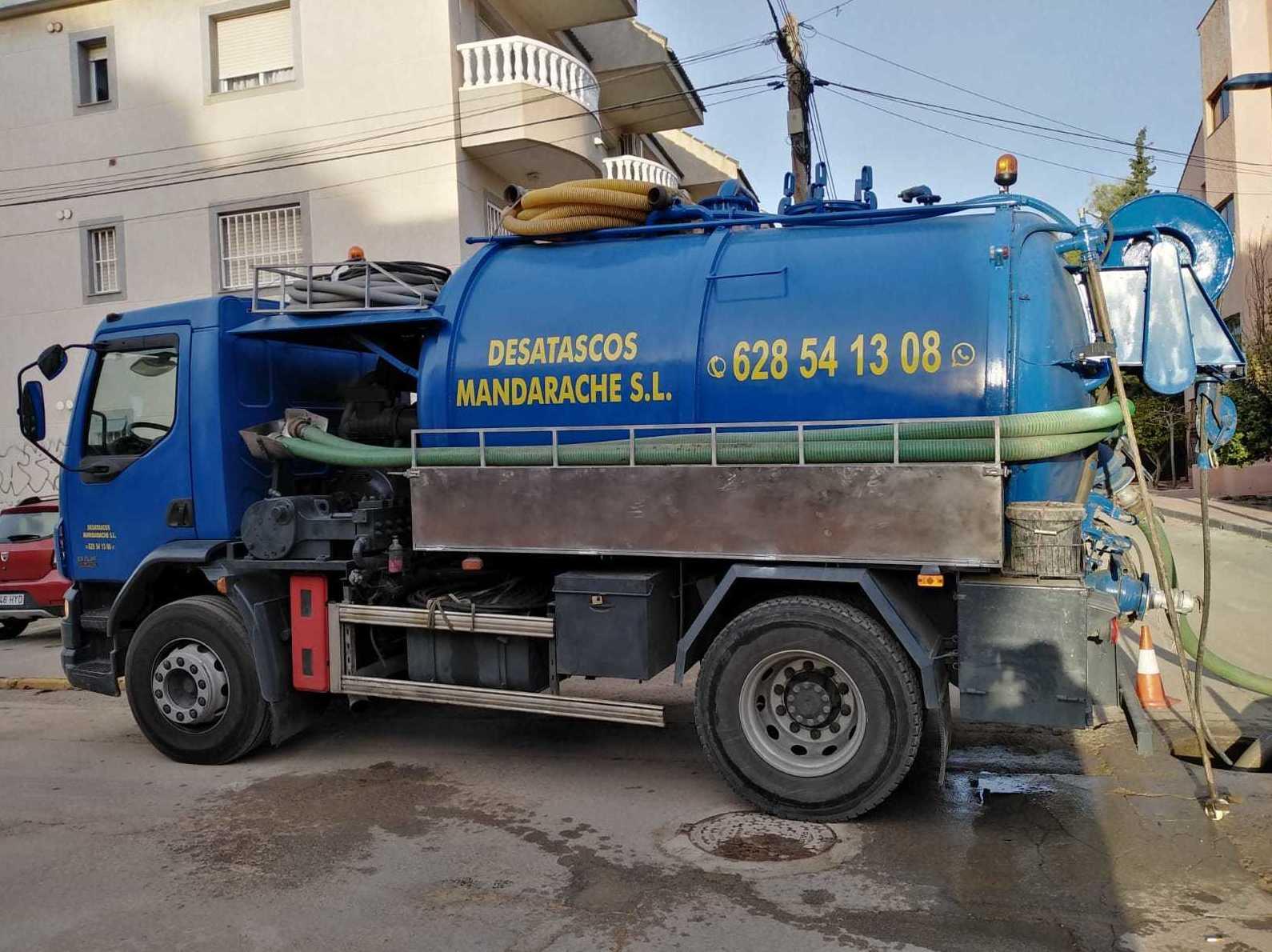 Foto 59 de Desatascos en Cartagena | Desatascos Mandarache, S.L.