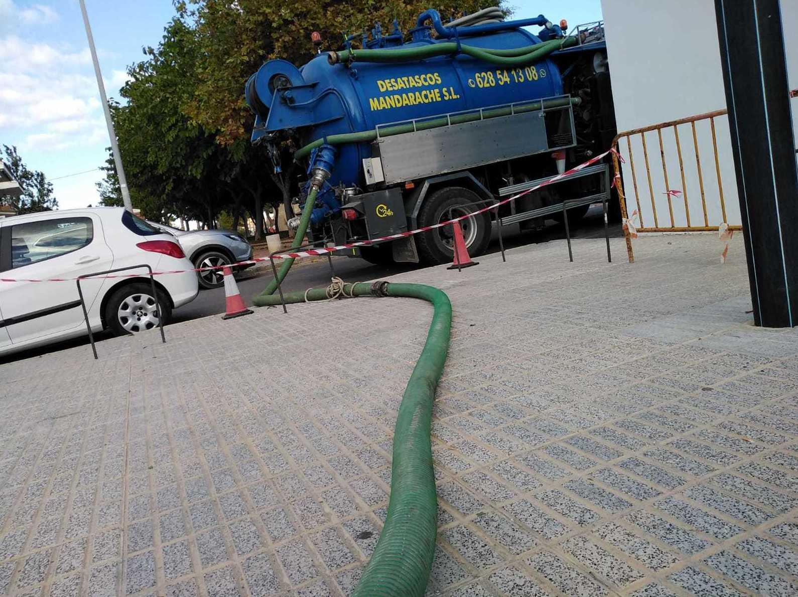 Foto 8 de Desatascos en Cartagena | Desatascos Mandarache, S.L.