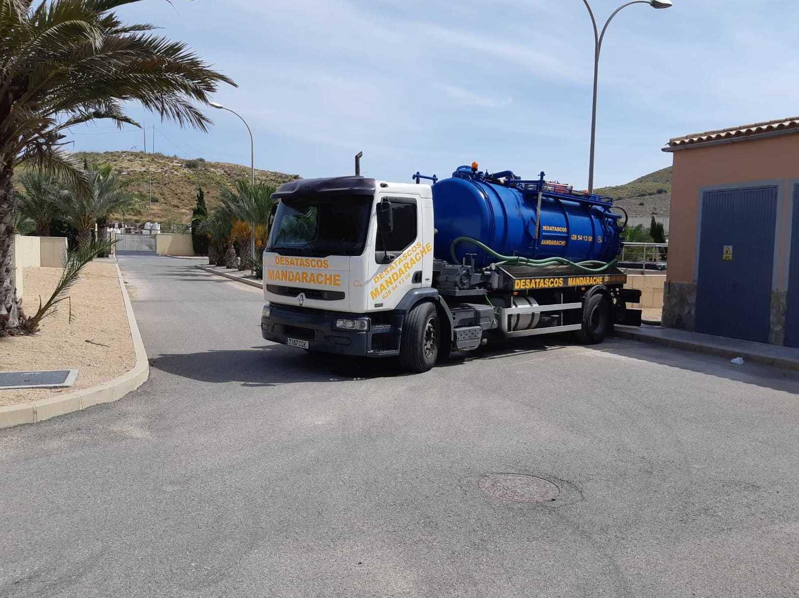 Foto 10 de Desatascos en Cartagena | Desatascos Mandarache, S.L.