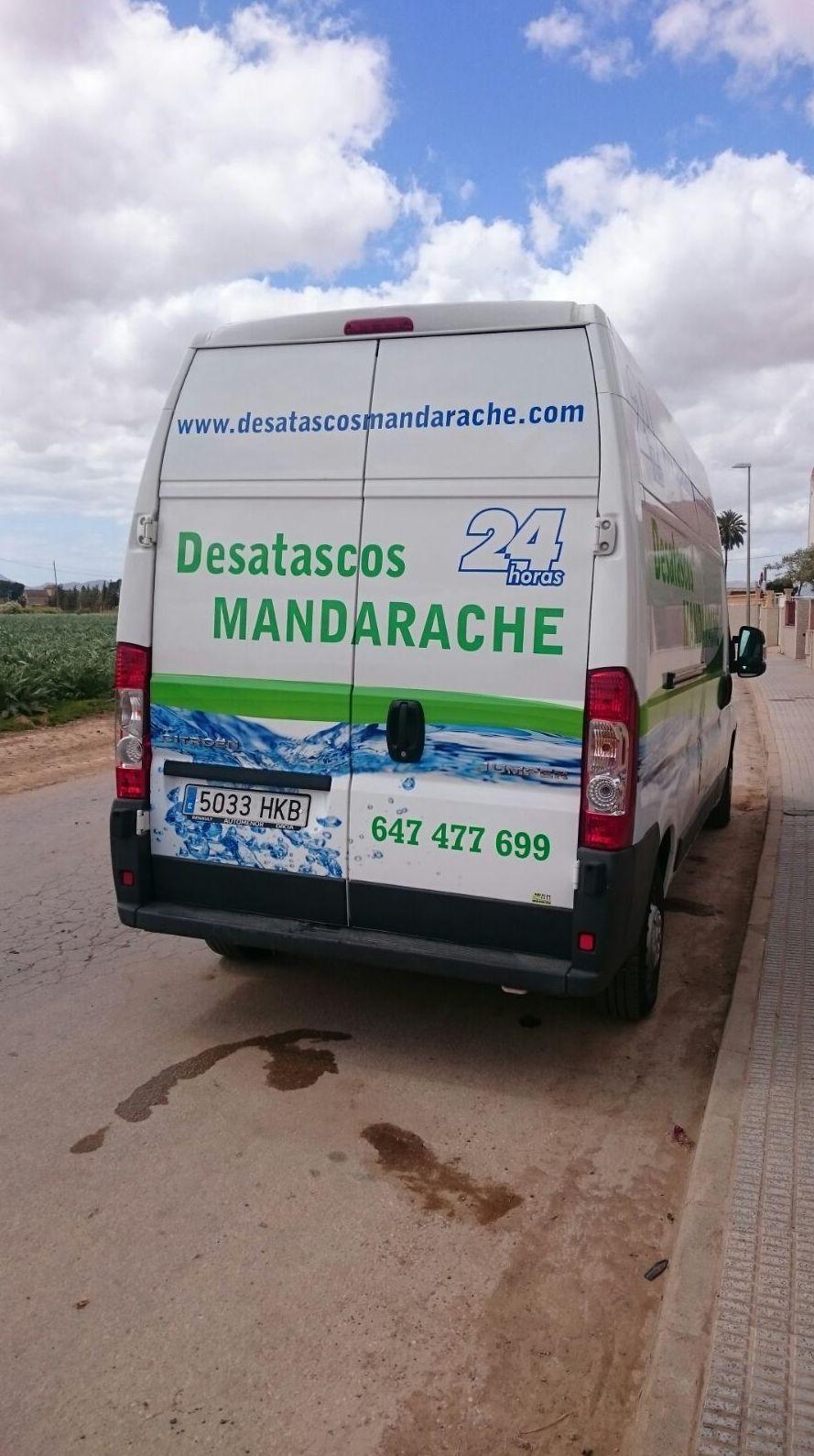 Empresa de desatascos Murcia