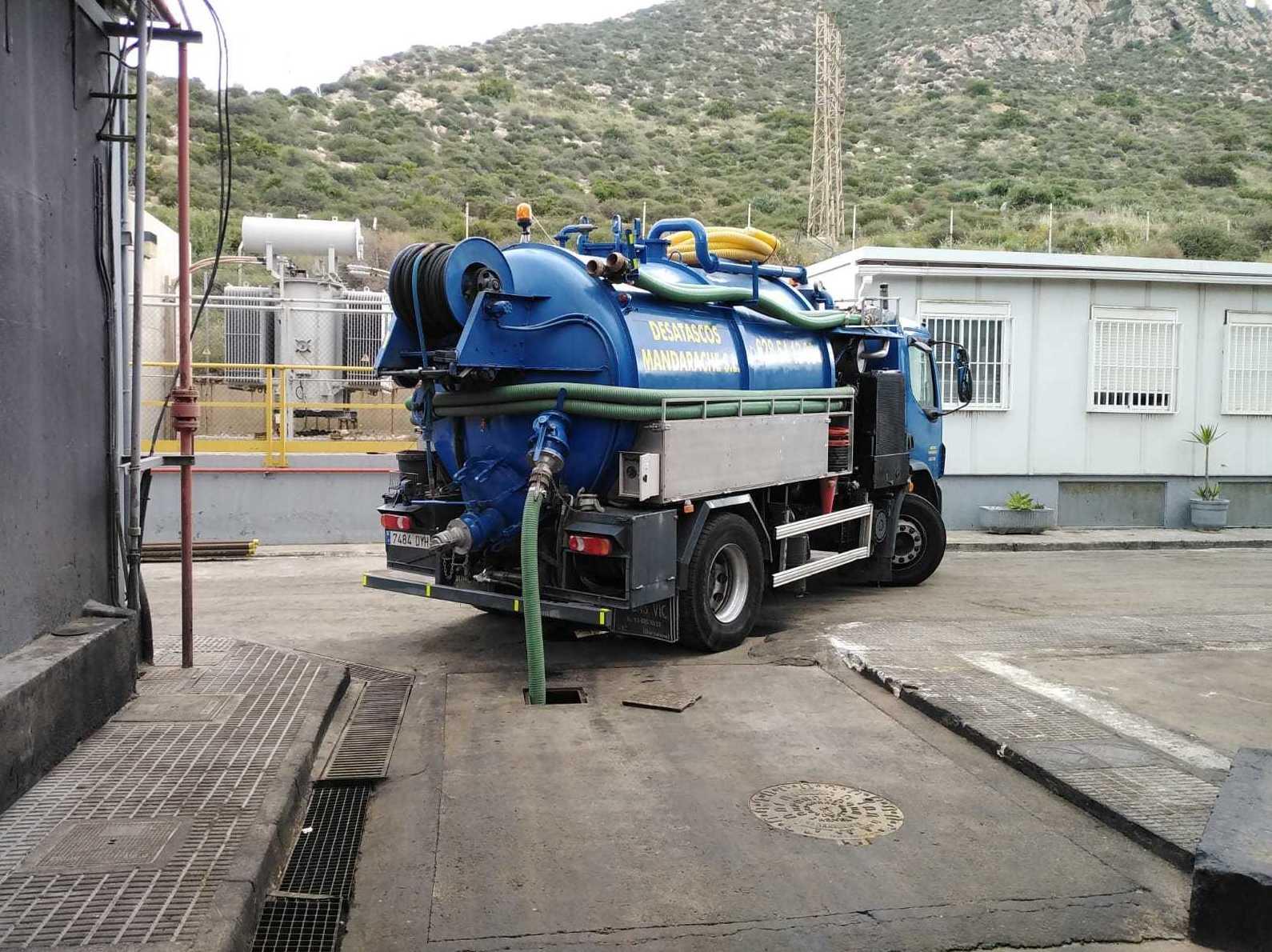 Foto 17 de Desatascos en Cartagena | Desatascos Mandarache, S.L.