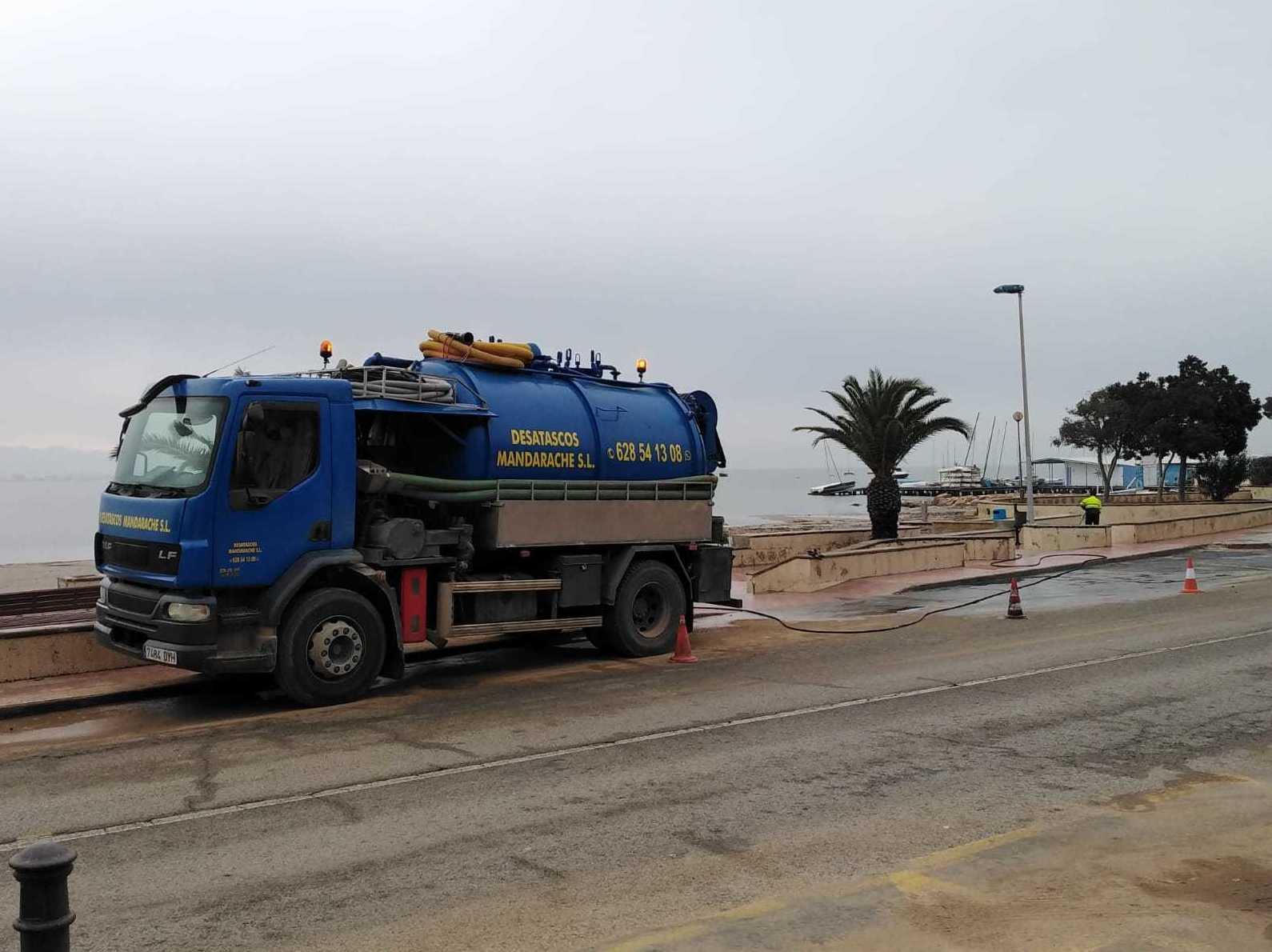 Foto 50 de Desatascos en Cartagena | Desatascos Mandarache, S.L.