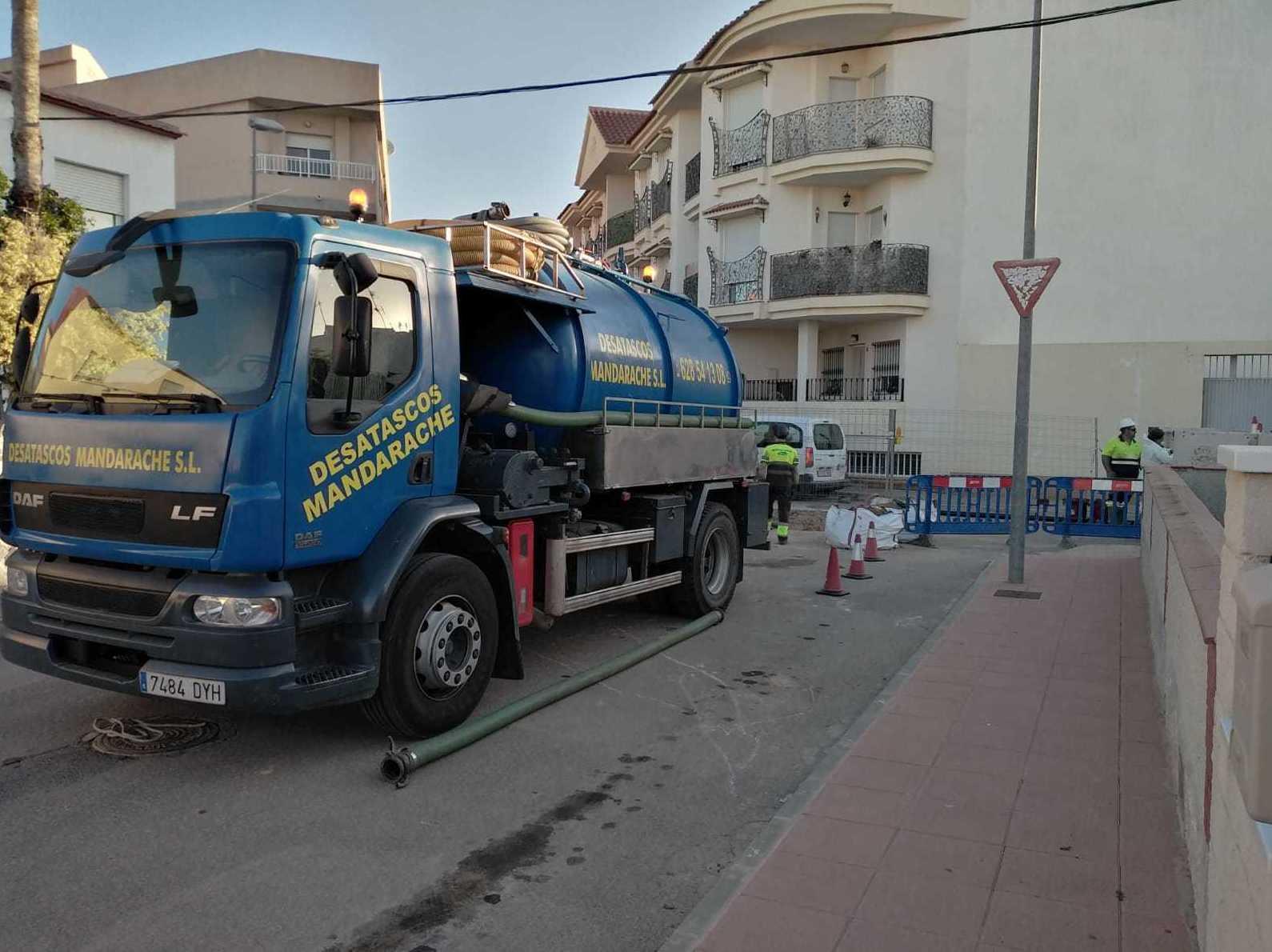 Foto 13 de Desatascos en Cartagena | Desatascos Mandarache, S.L.