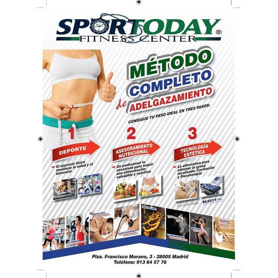 Método completo de adelgazamiento: Actividades  de Sportoday Fitness Center