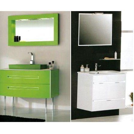 Muebles de baño: Catálogo de Jucrimar