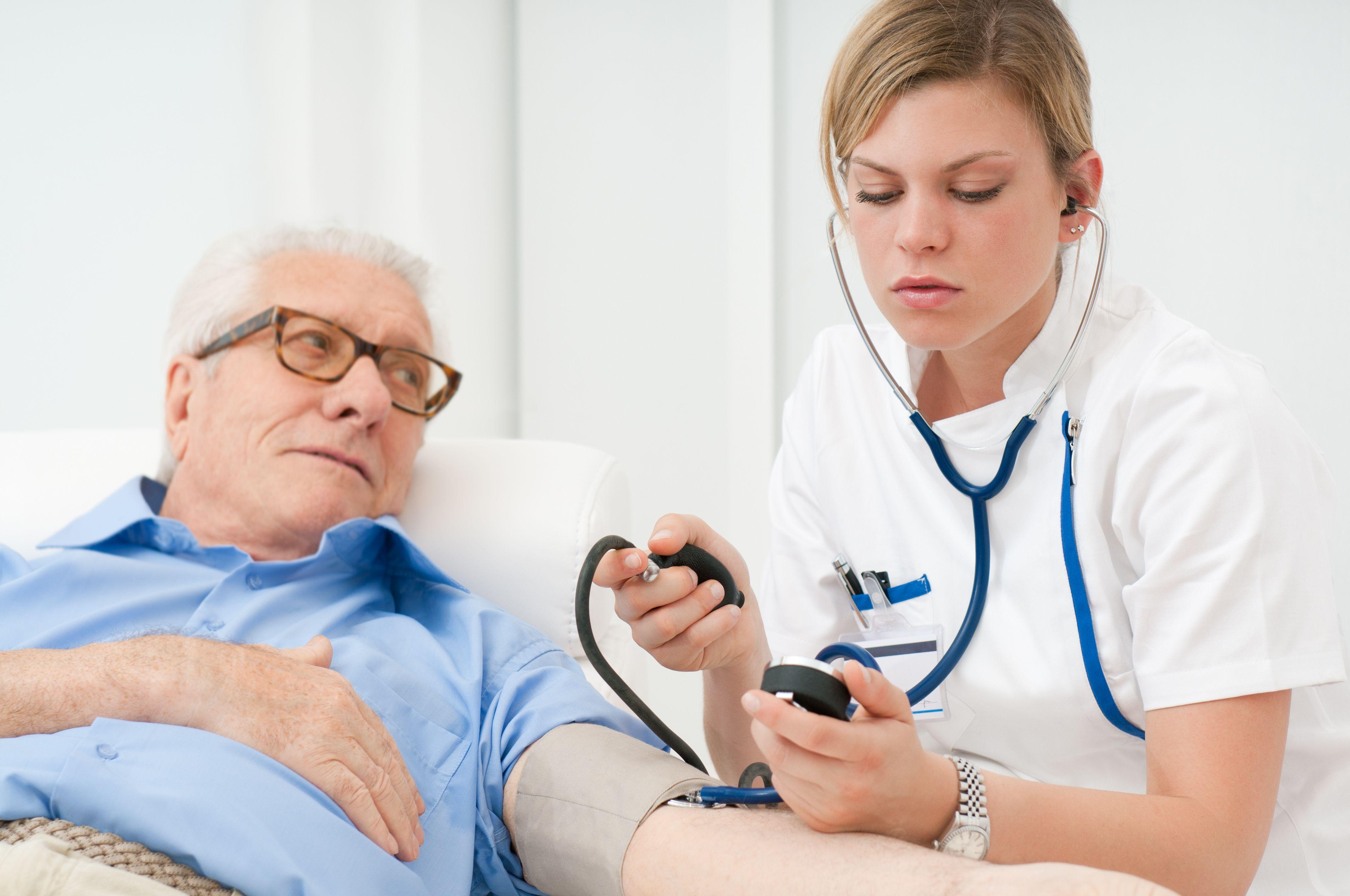 Enfermería a Domicilio: Servicios de Alexia Asistencia