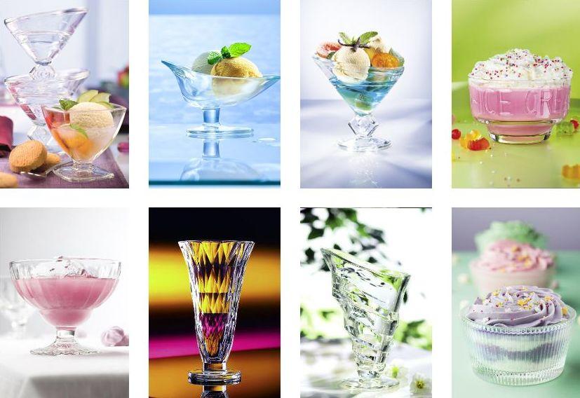 Distribución de cristalería para hostelería