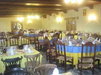 Restaurante en Moralzarzal