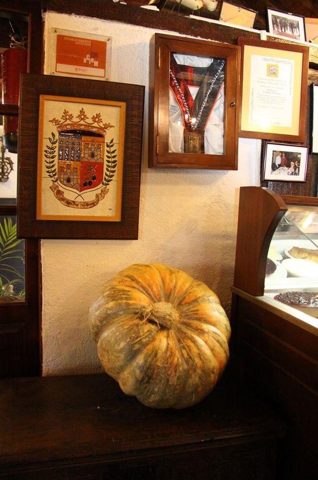 Restaurante carnes a la brasa, Moralzarzal