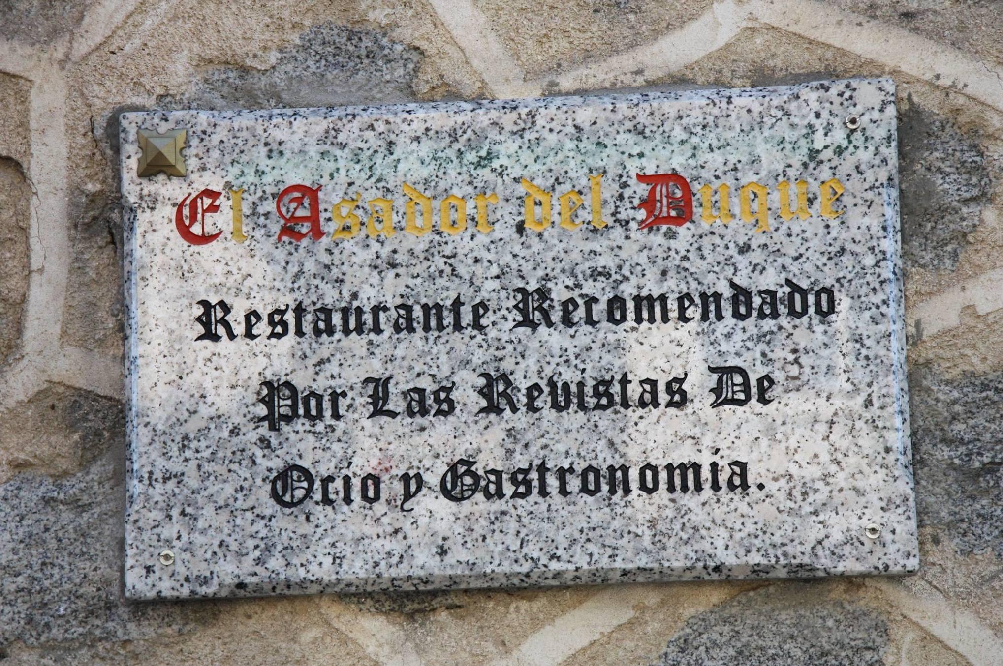 Foto 32 de Asador - restaurante en Moralzarzal | El Asador del Duque