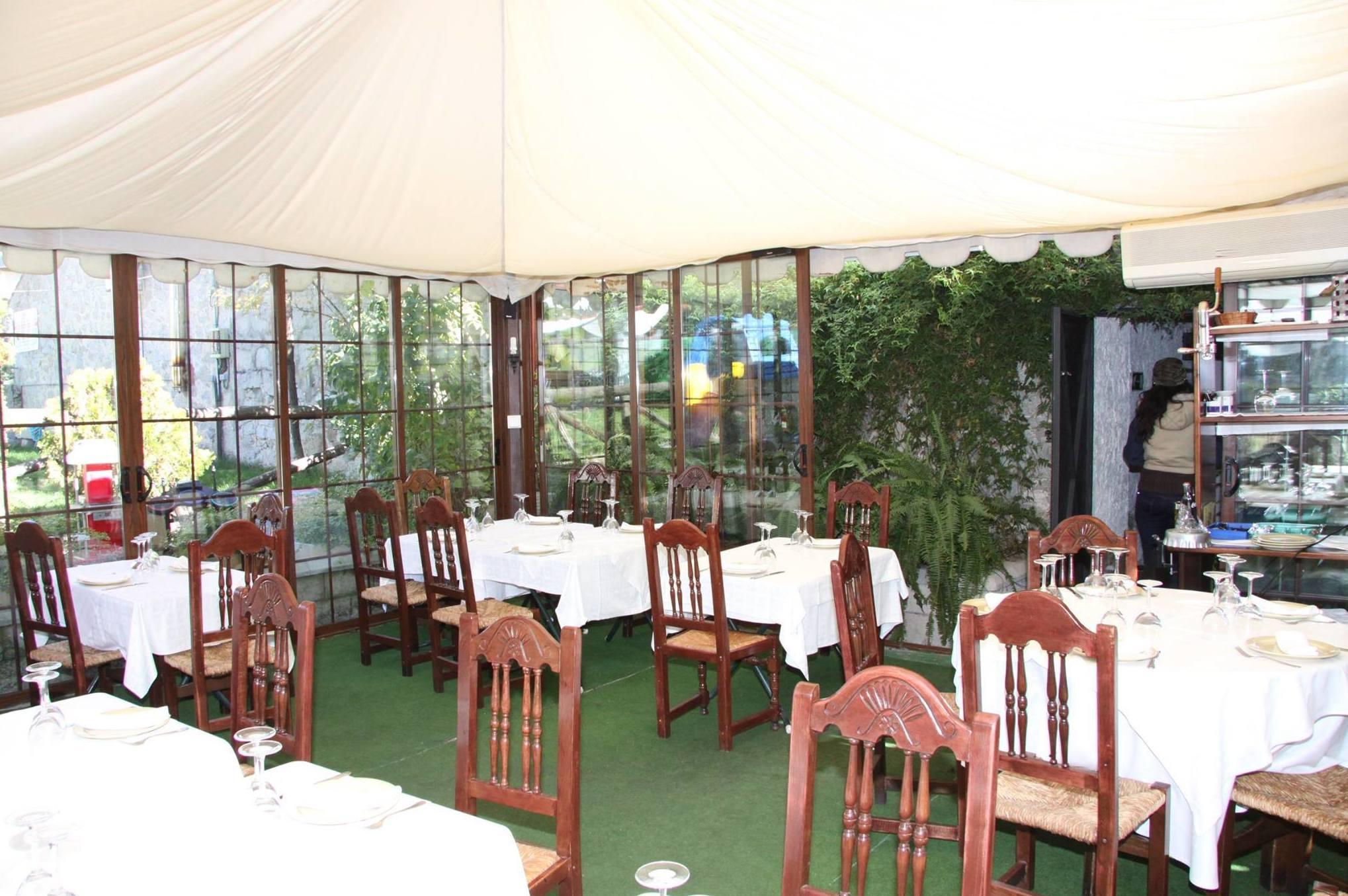 Restaurante asador celebraciones, Moralzarzal