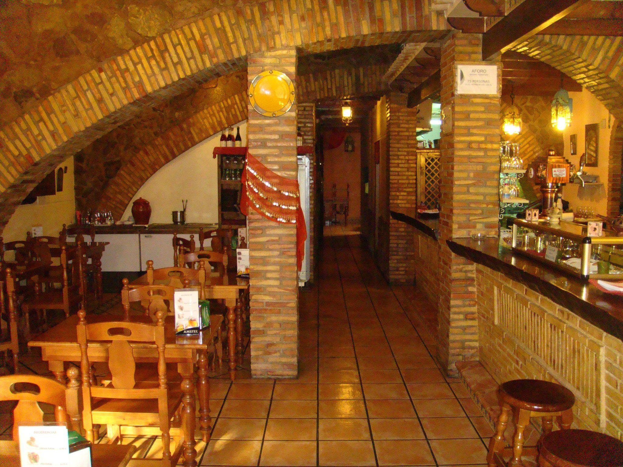 Restaurante turco en Novelda, Alicante