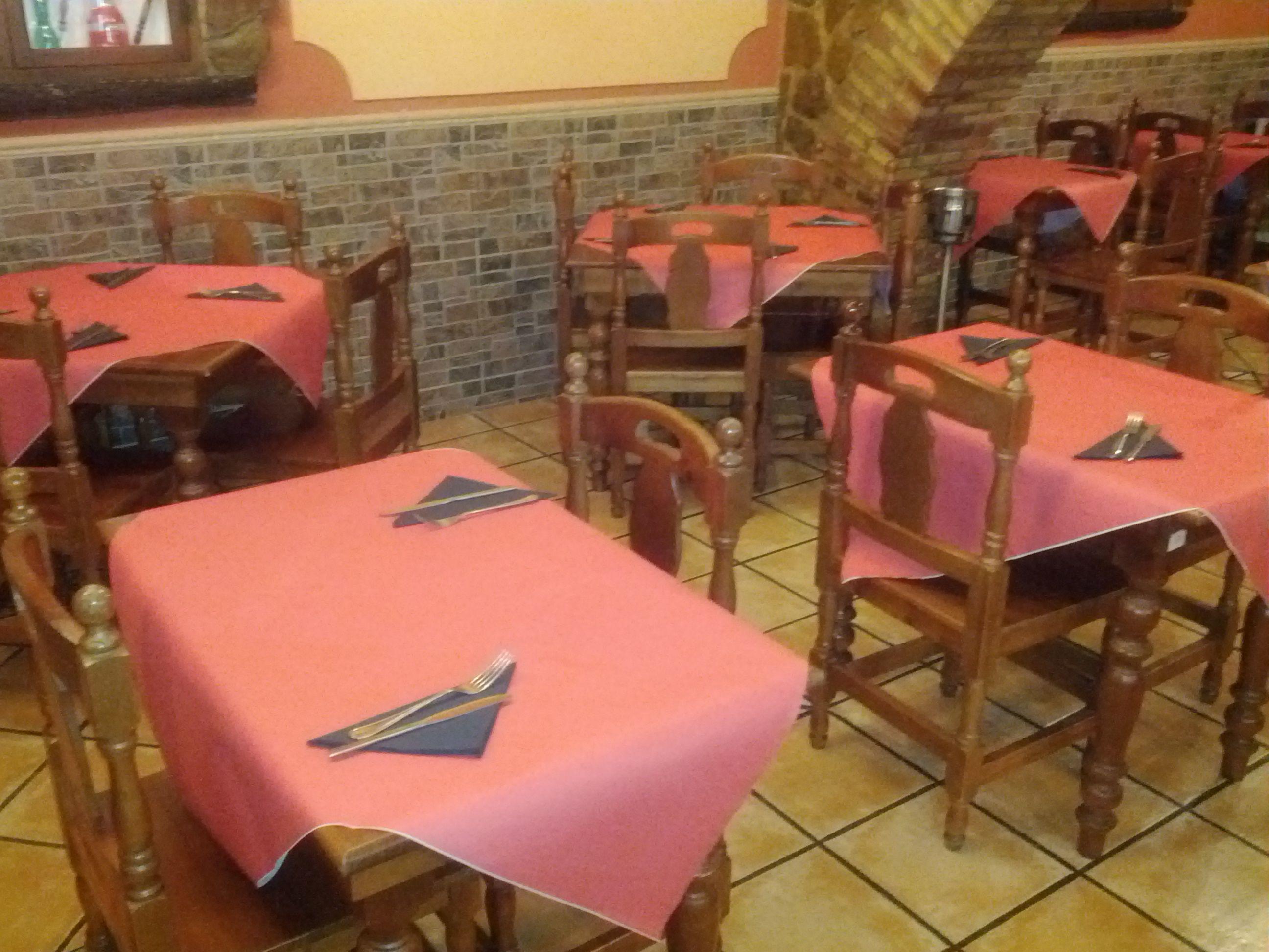 Restaurante de comida casera