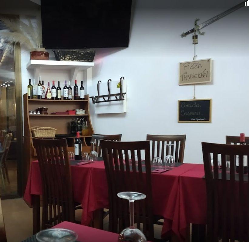 Restaurante menú diario Palma de Mallorca