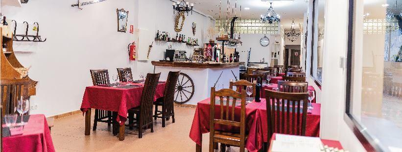 Restaurante menú de grupos Palma de Mallorca