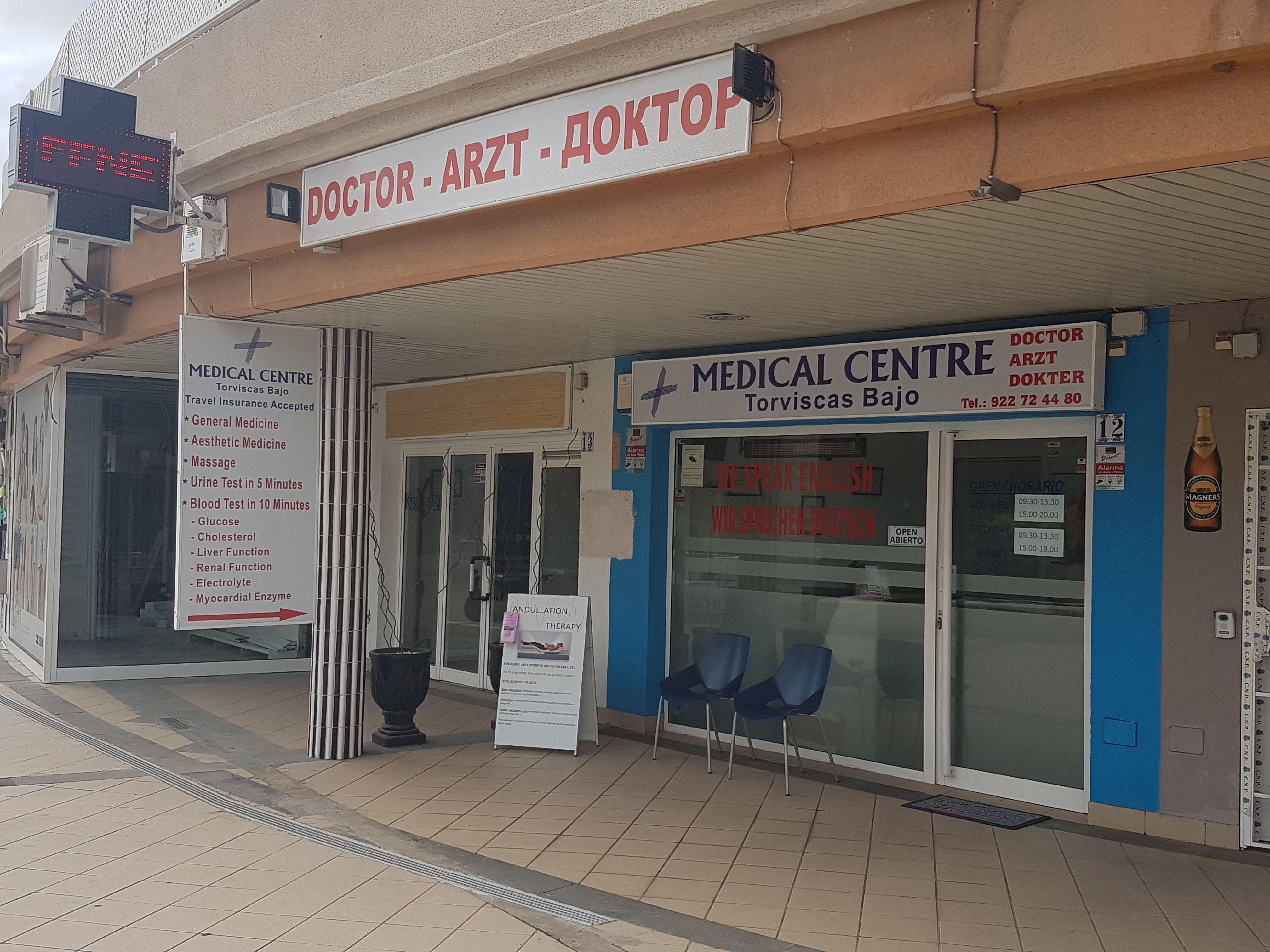 Medical centre in Adeje
