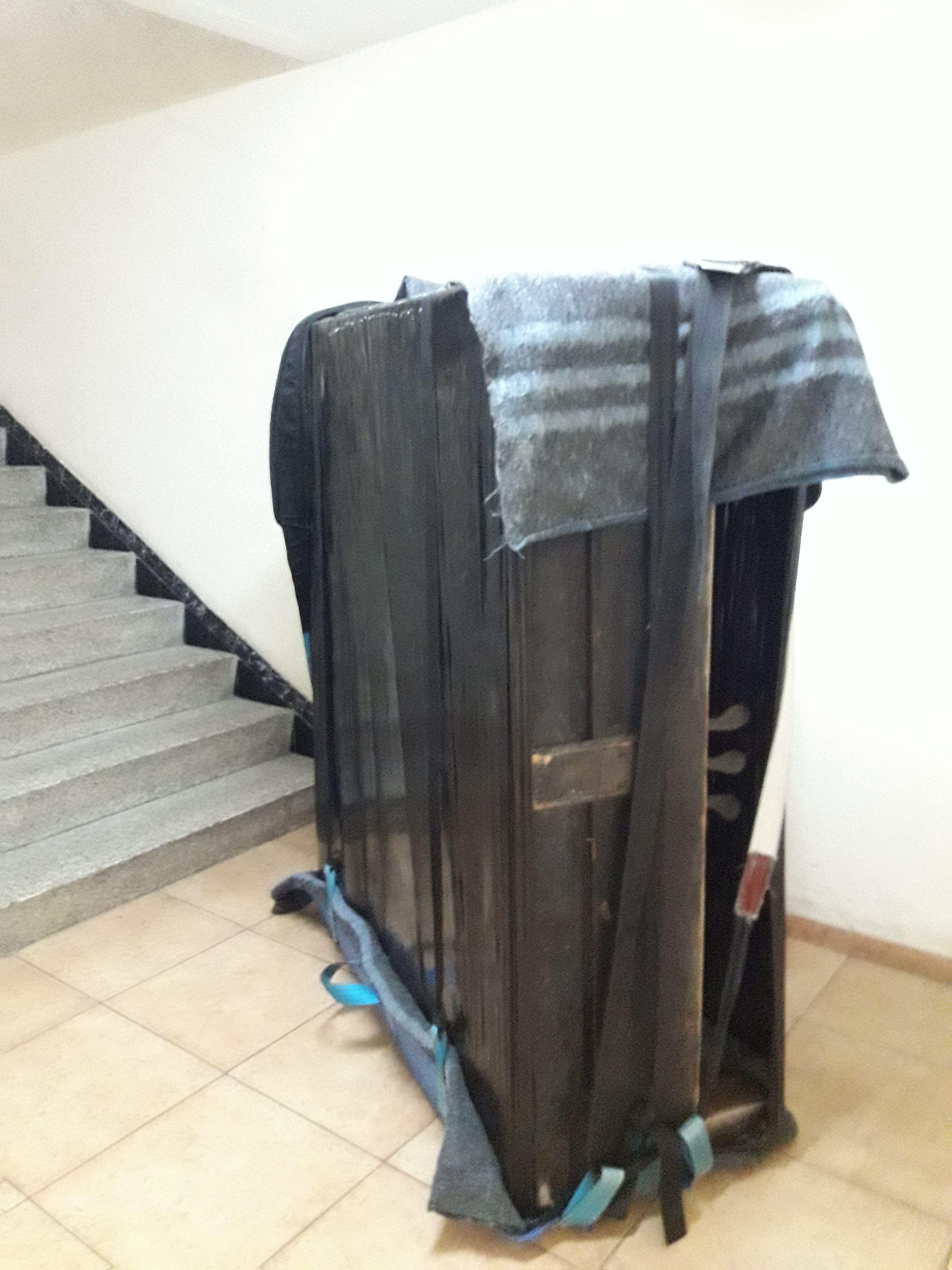 Traslado de pianos en Castelldefels