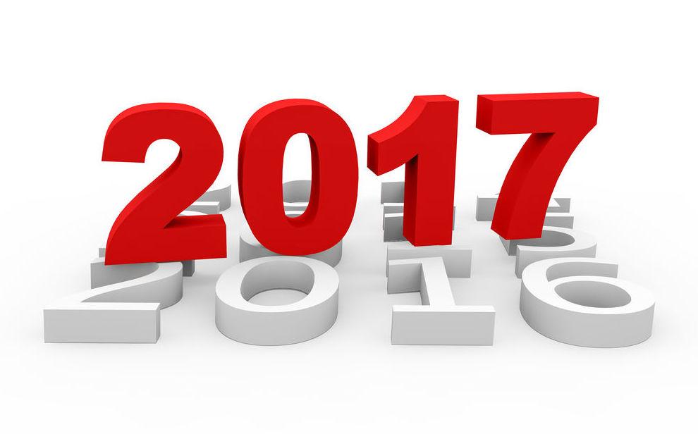 Cambio legales que entran en vigor 01 de enero 2017