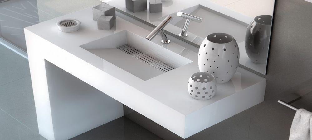Encimeras de baño: Catálogo de Faepe