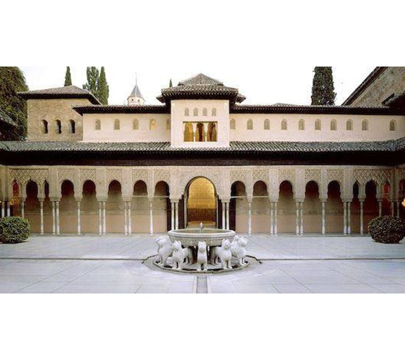 La Alhambra de Granada un ejemplo de diseño con piedra natural
