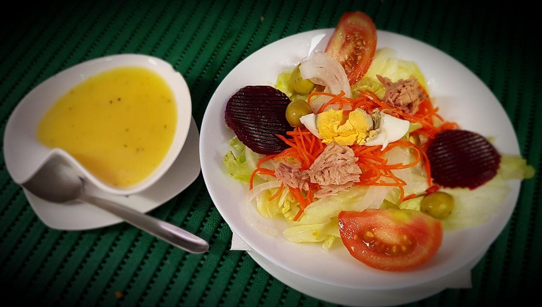 Restaurante con menú del día en Torremolinos