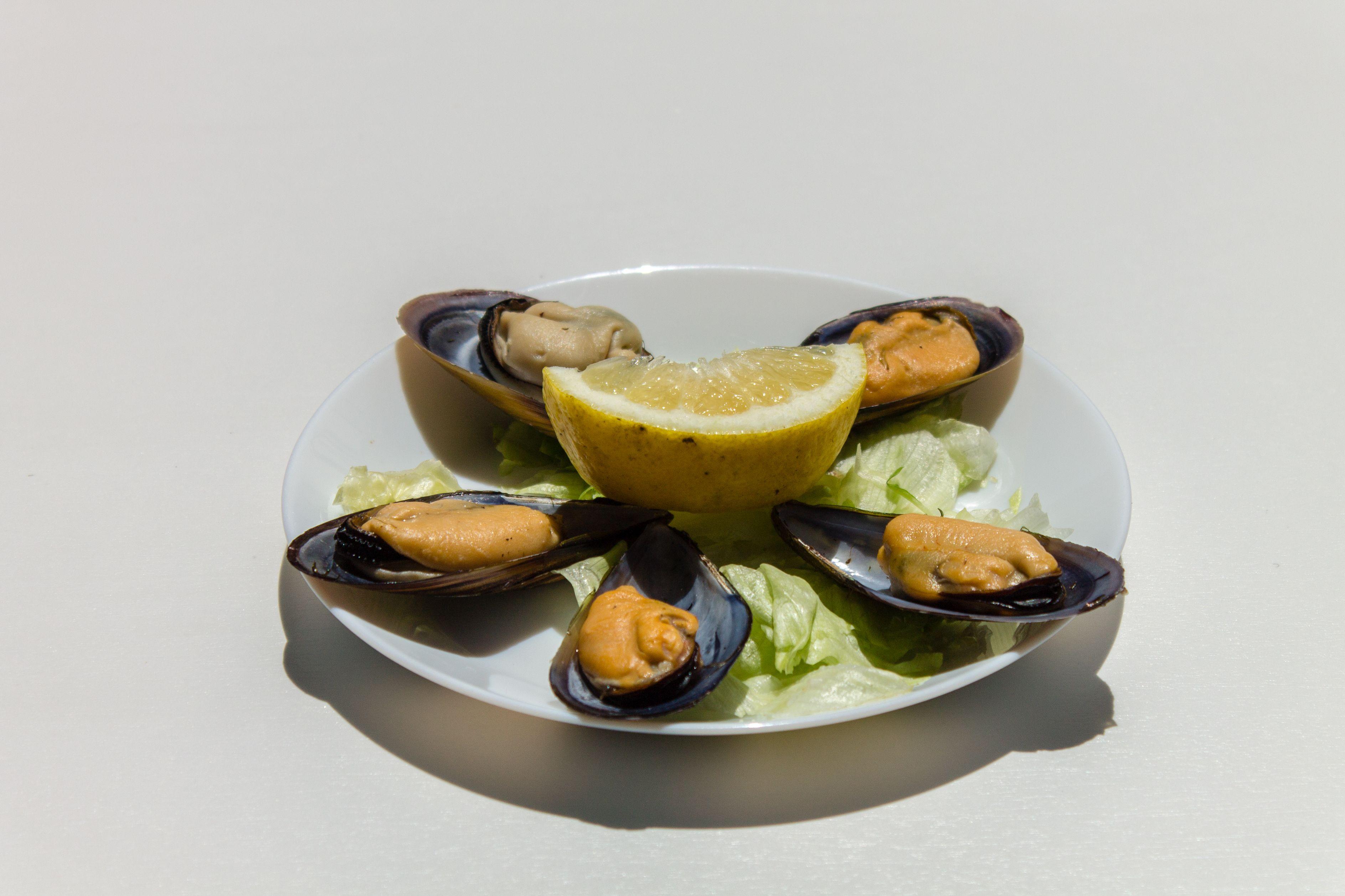 Tapa de marisco de la Cafetería Restaurante Imperial