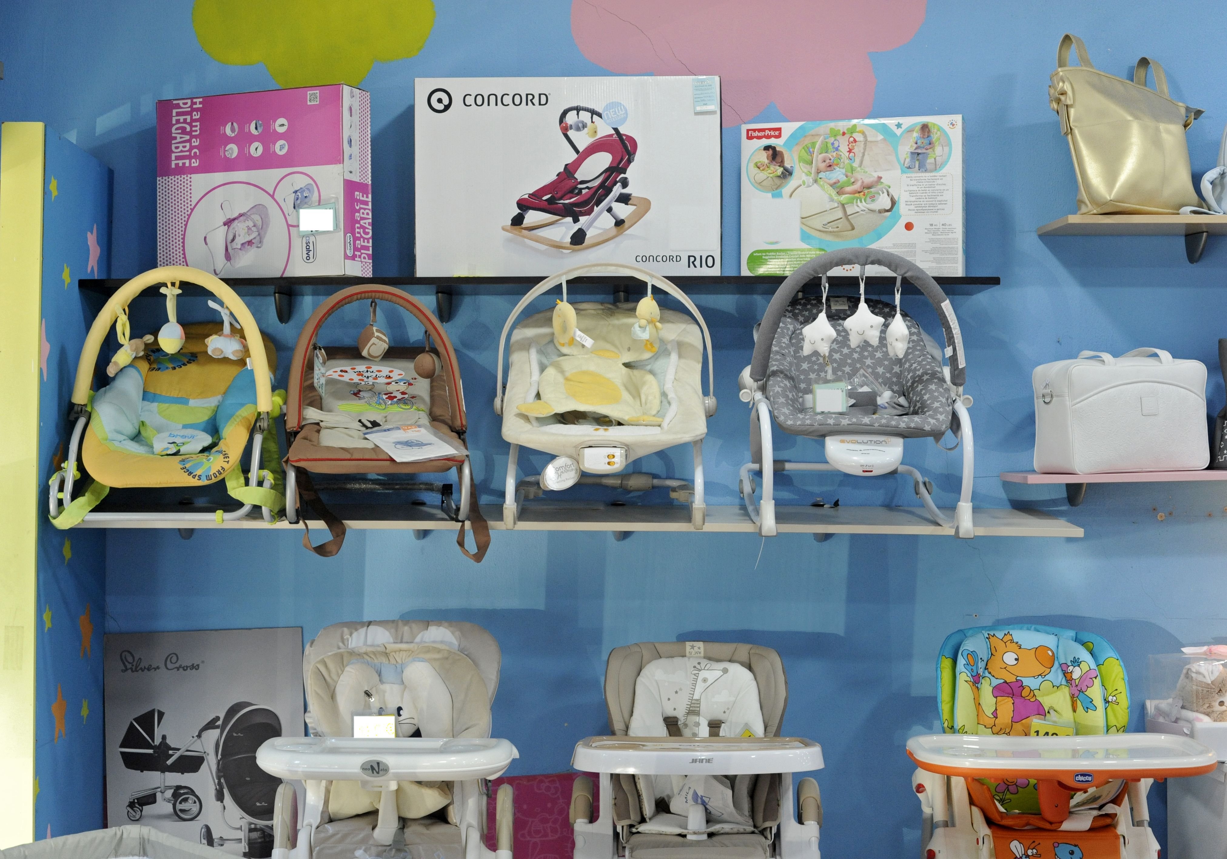 Venta de tonas para tu bebé en Sevilla