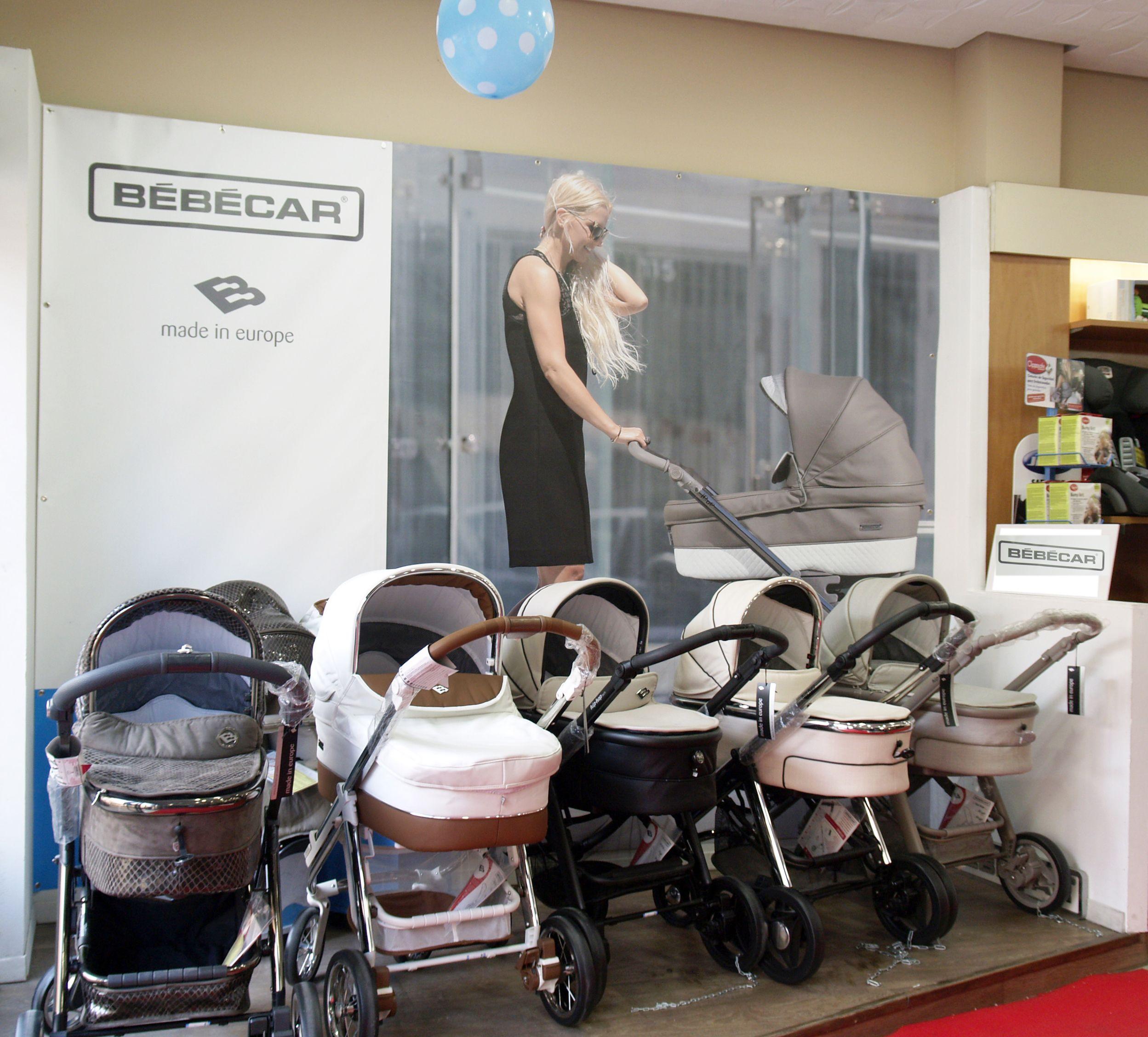 Venta de carritos de bebé en Sevilla