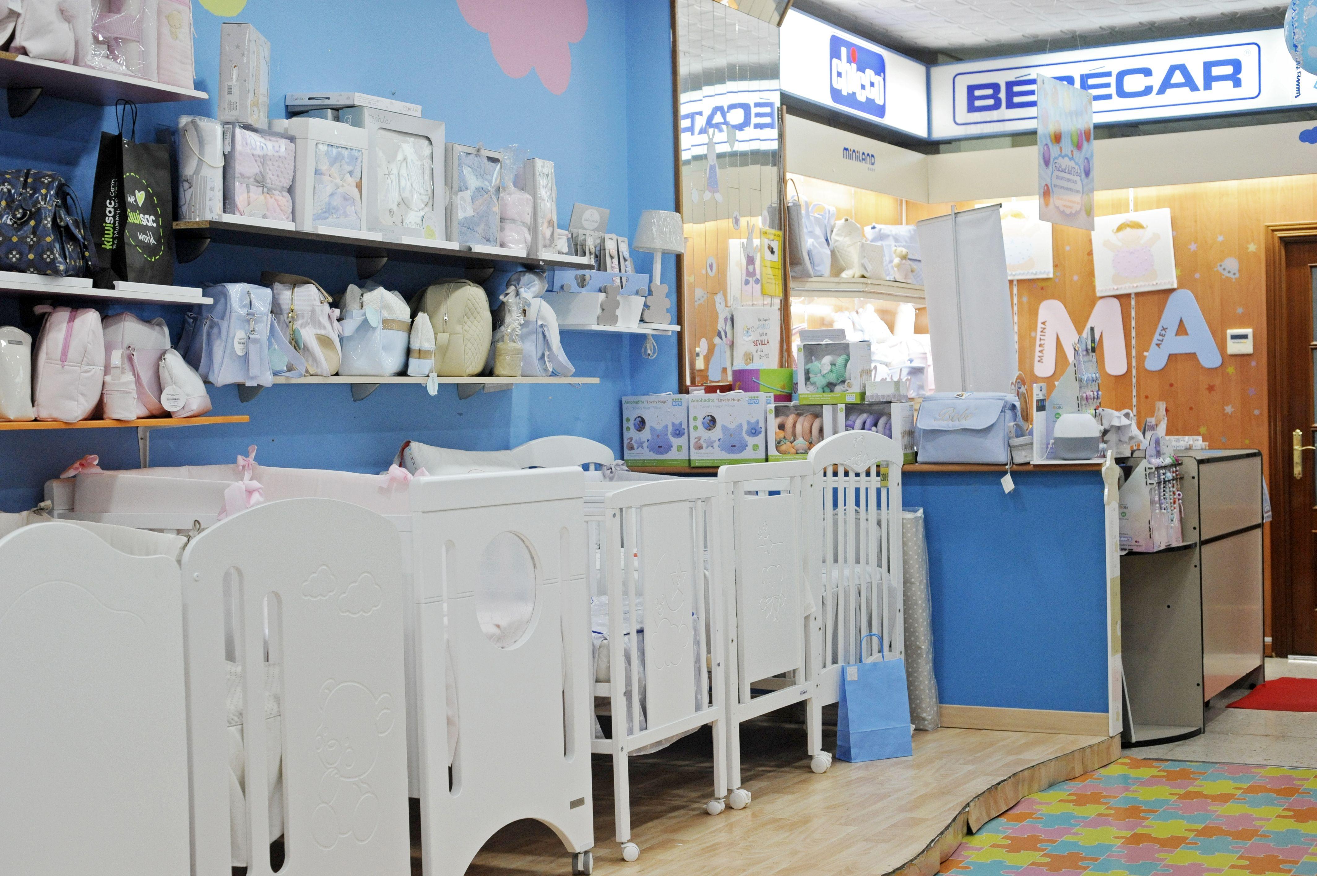 Cunas económicas para tu bebé en sevilla