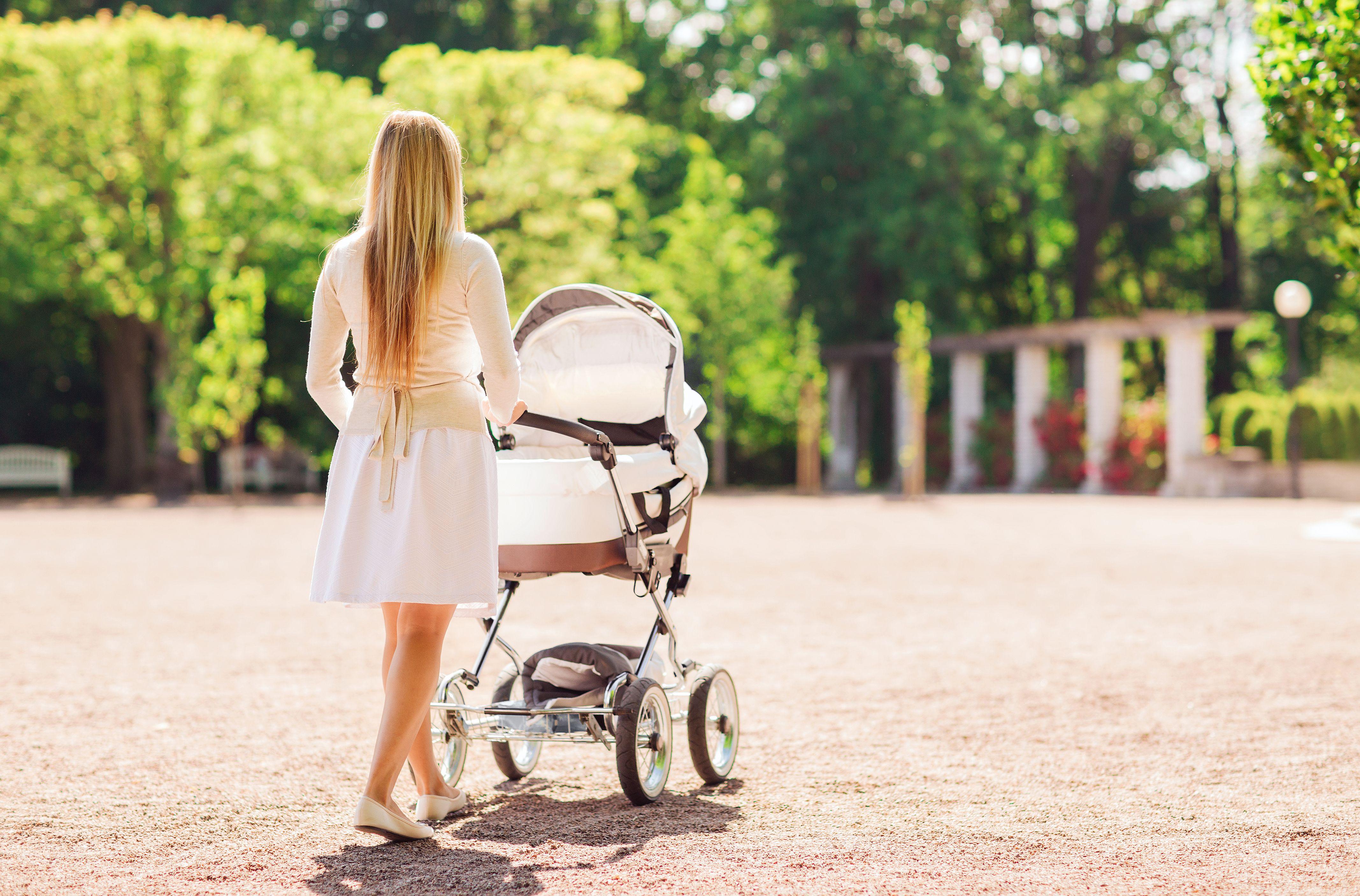 Coches de paseo para bebés en Sevilla