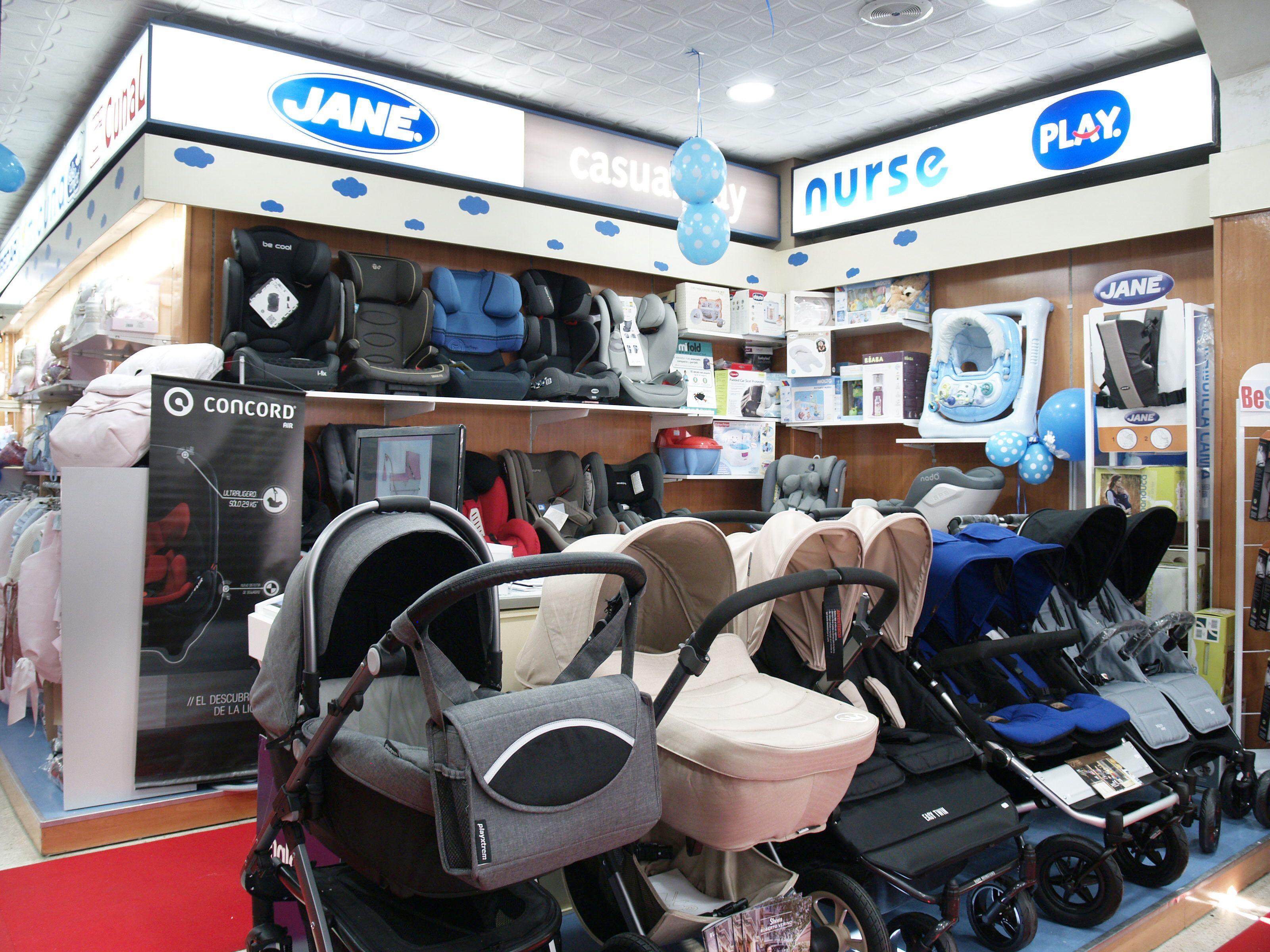 Venta de coches de bebé para gemelos en Sevilla