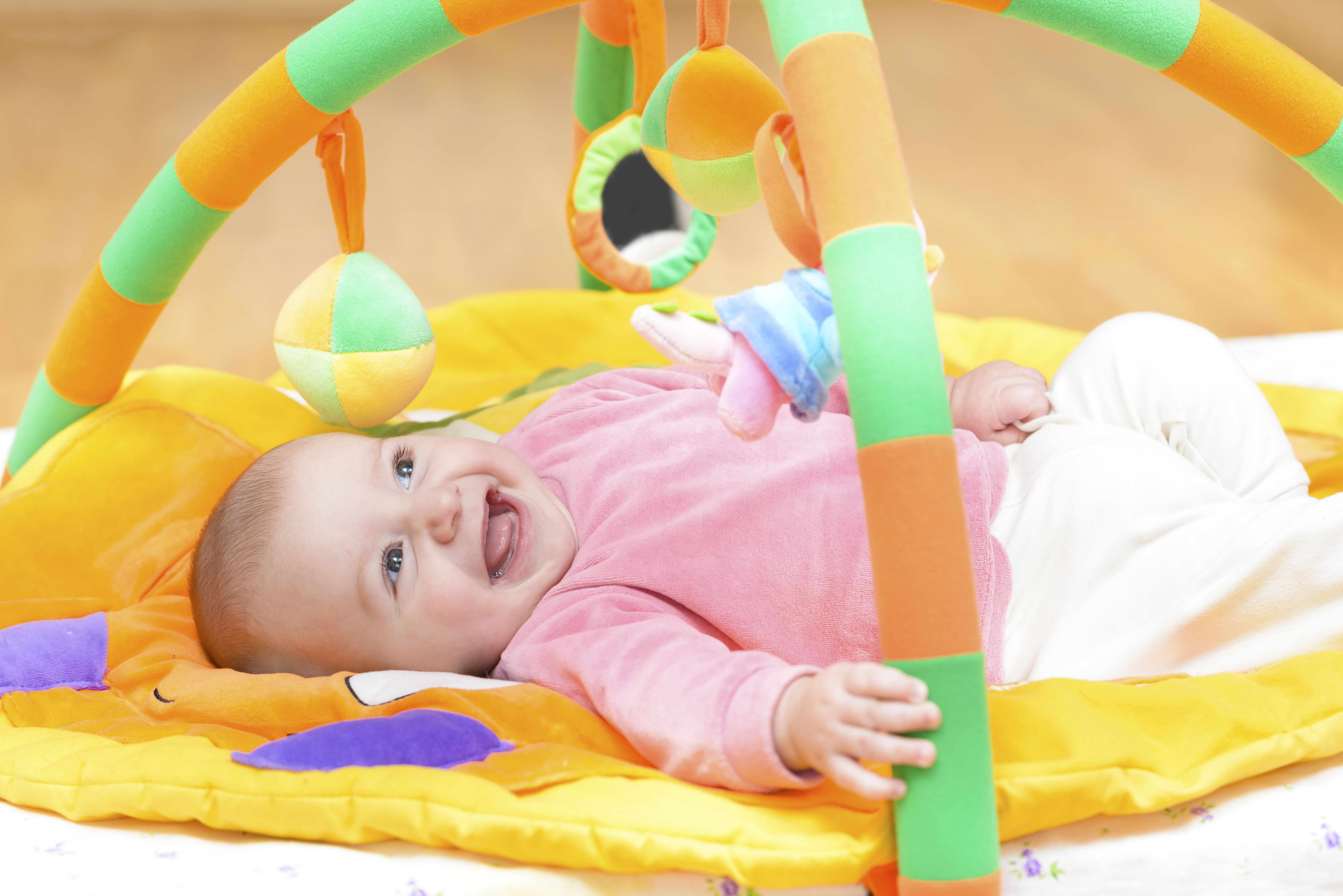 Juguetes y complementos para el bebé en Sevilla