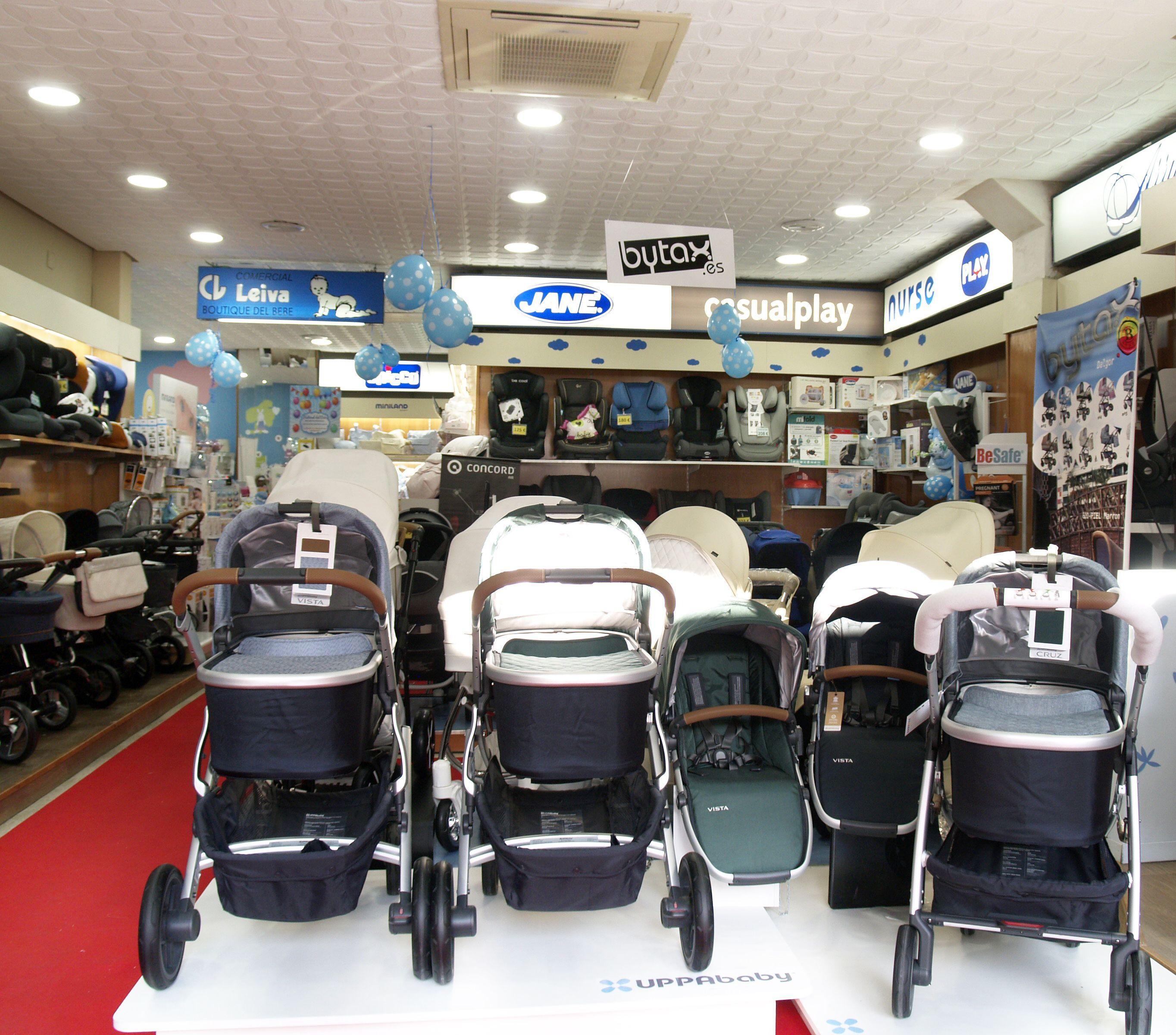 Amplia oferta de carritos para tu bebé