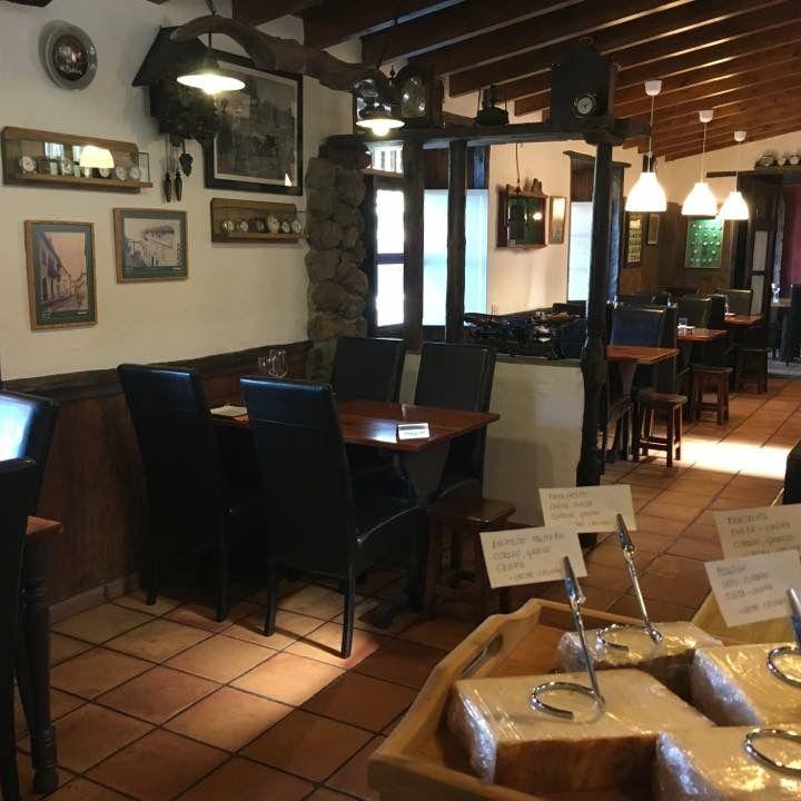 Restaurante con tapas variadas en La Orotava