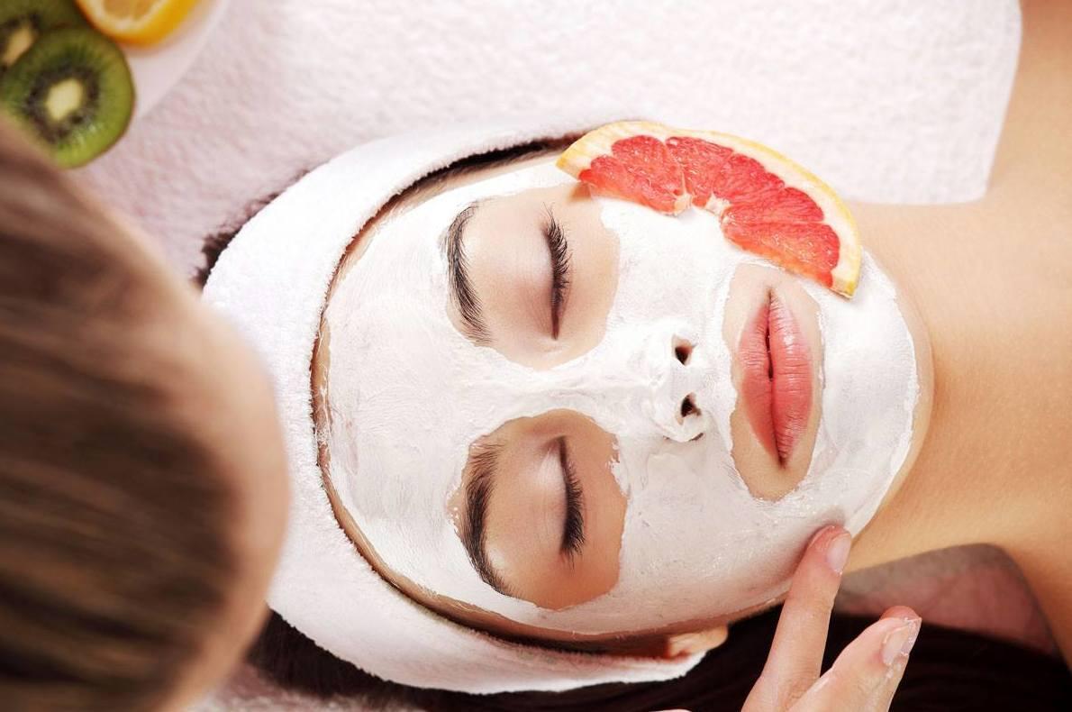 Peeling facial en Ibiza