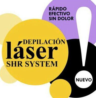 Depilación Láser Diodo SHR en Ibiza