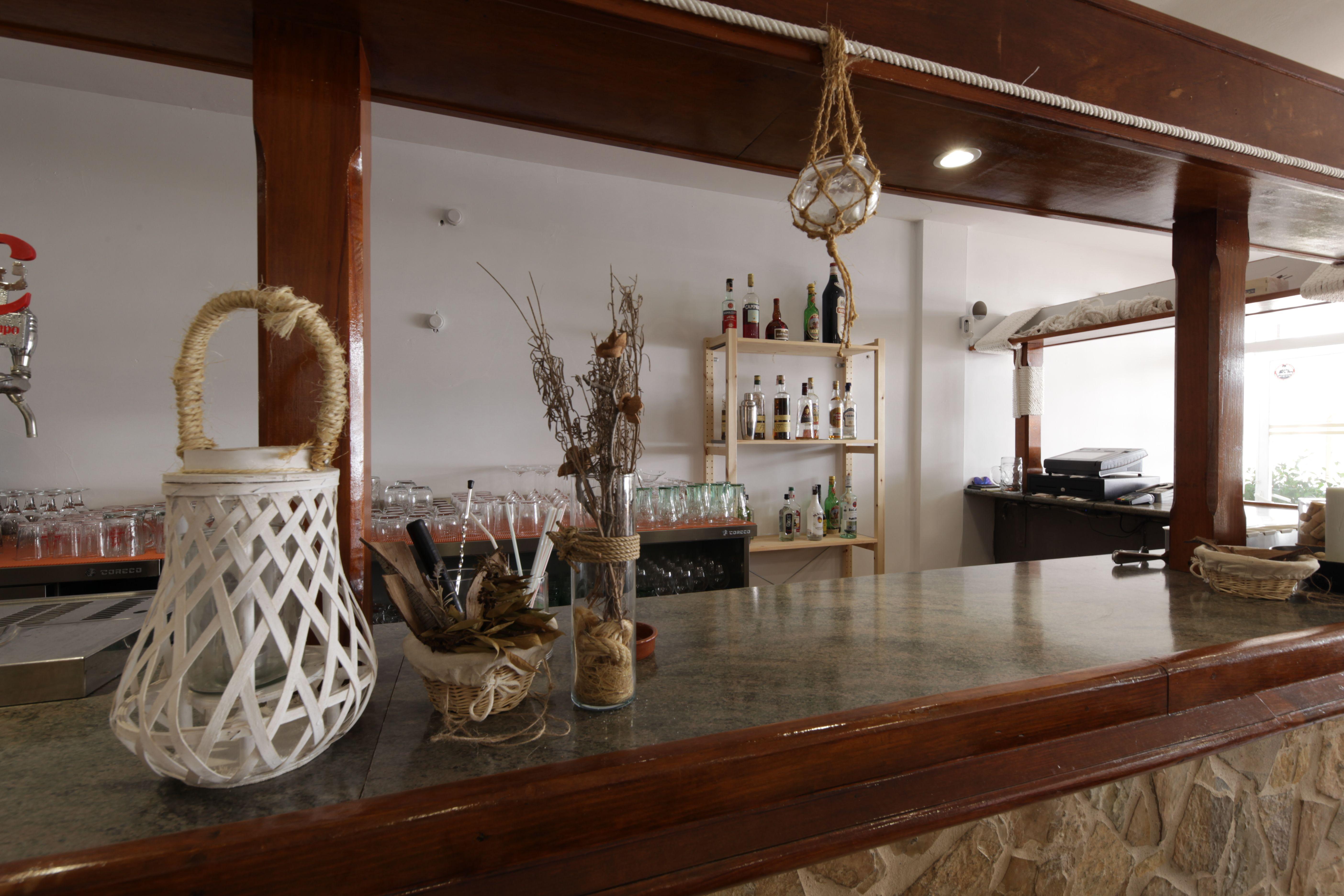 Decoration bar Restaurant La Nasa
