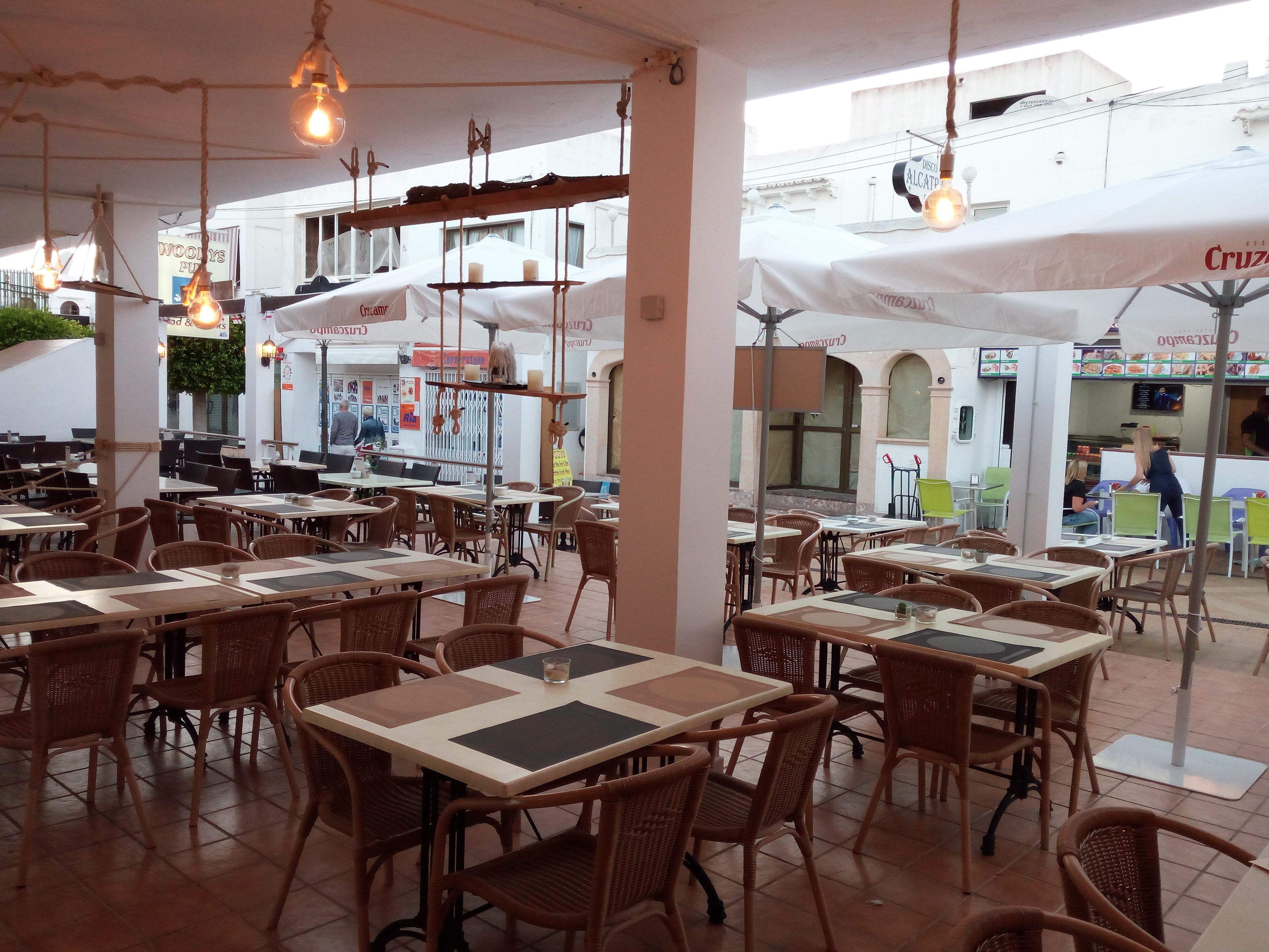 Seafood restaurant in Cala d'Or
