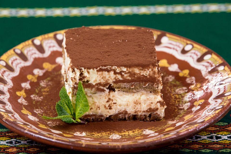 Desserts: Cocina italiana de pescado de Ristorante La Nassa