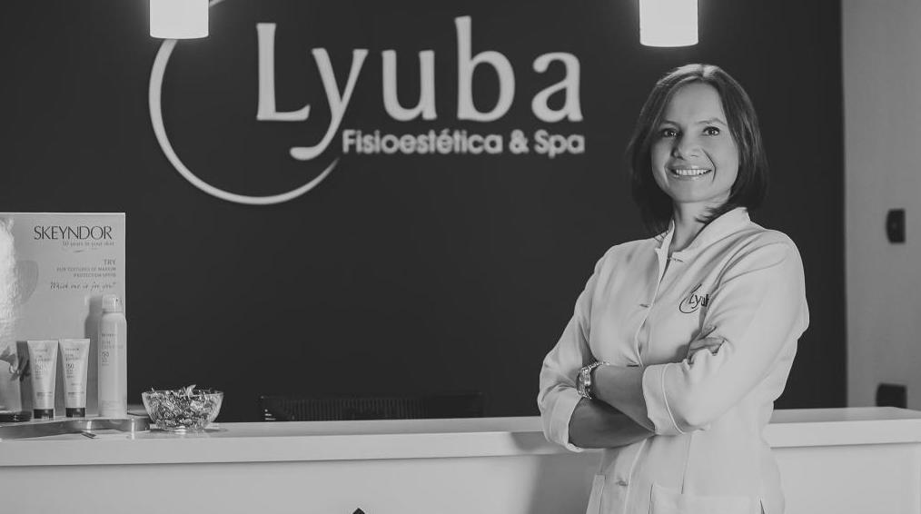 Lyuba Fisioterapia en Madrid