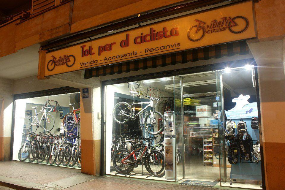 Foto 12 de Bicicletas en Granollers | Tandem Cicles