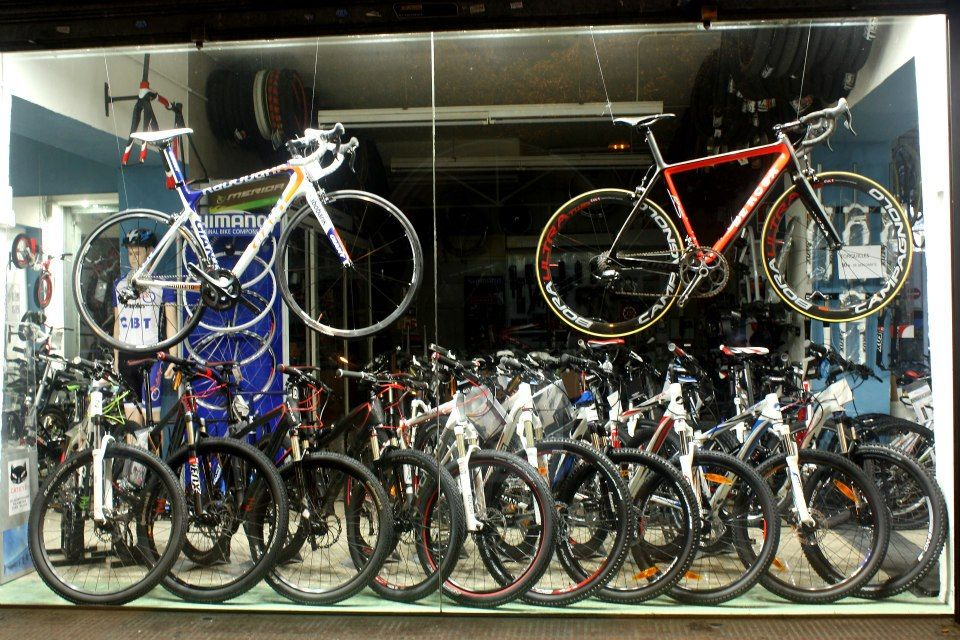 Encontrarás una amplia gama de productos de bicis en Granollers