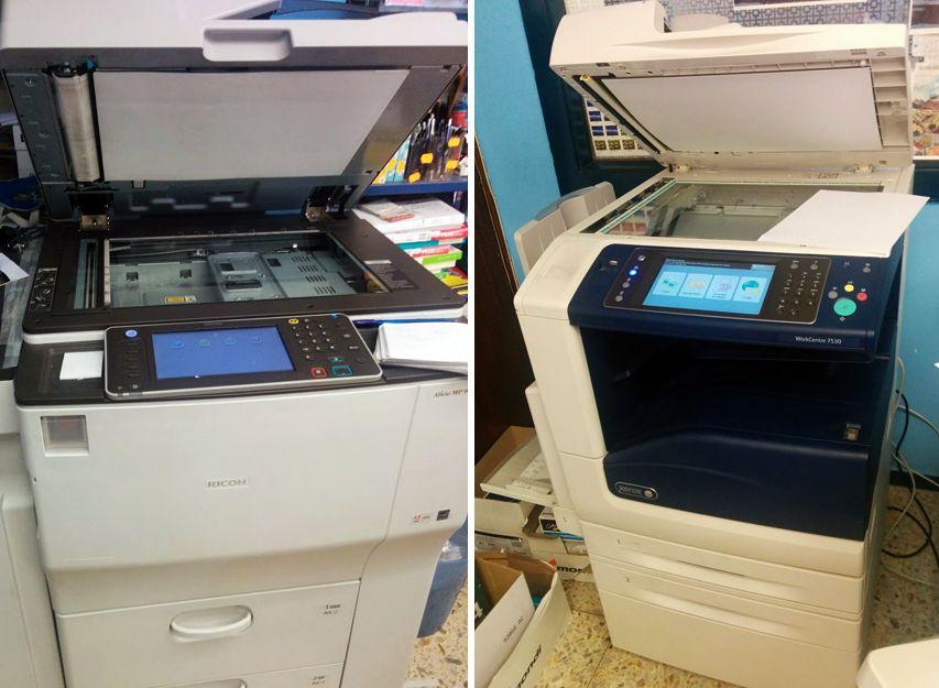 Fotocopias baratas en León